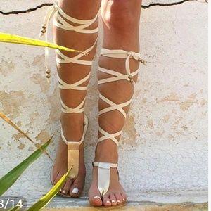 Strap Ancient Greek Sandals